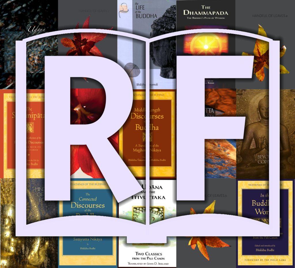 Color logo of ReadingFaithfully.org