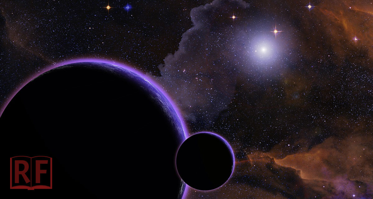 Realms of rebirth image of planets