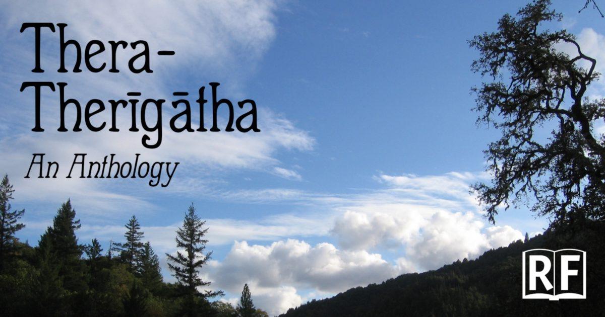 Theragatha Therigatha Anthology from AccesstoInsight.org, Free Kindle, Epub