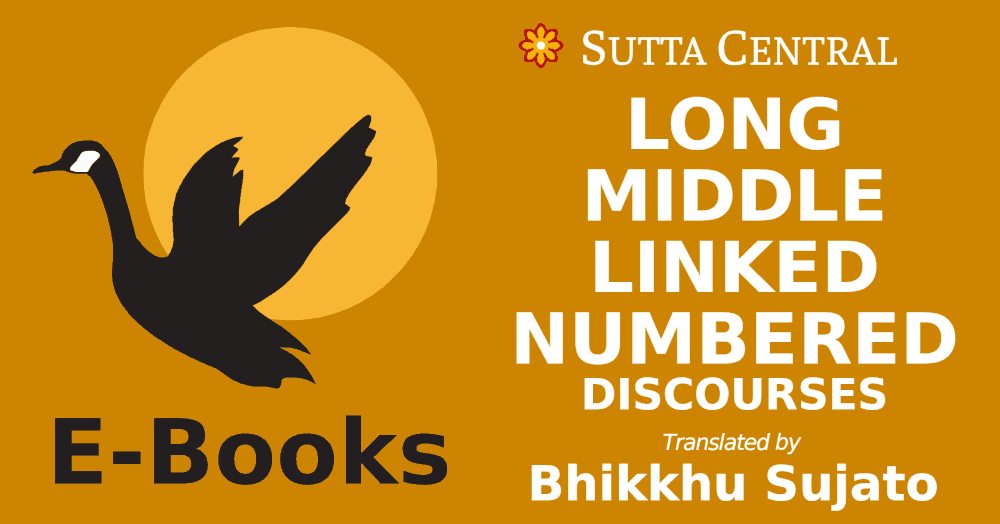 Ebook Translations by Bhikkhu Sujato in Epub, Kindle, PDF